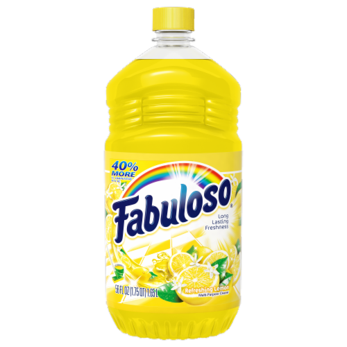 Fabuloso Refreshing Lemon Multi-Purpose Cleaner Perspective: front