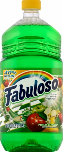 Fabuloso Passion of Fruits Multi-Purpose Cleaner Perspective: front