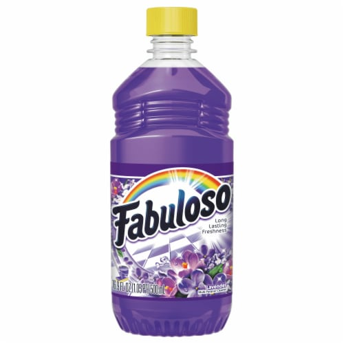 Fabuloso Lavender Multi-Purpose Cleaner Perspective: front