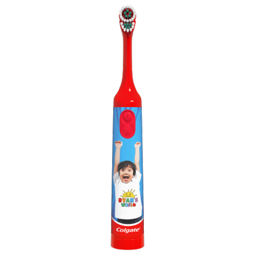 Colgate Kids Battery Powered Toothbrush Perspective: front