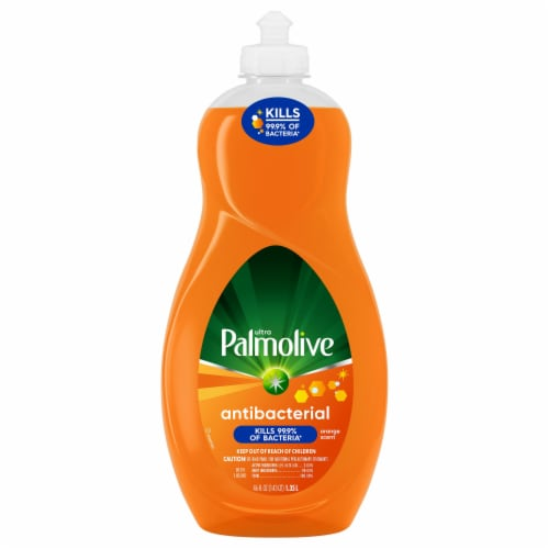 Palmolive Ultra Antibacterial Dish Liquid Perspective: front