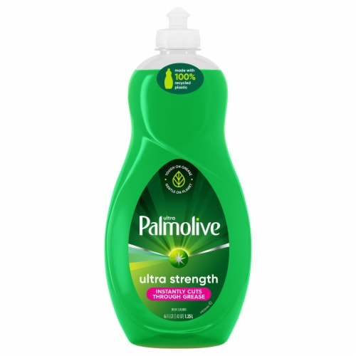 Palmolive Ultra Strength Dish Liquid Perspective: front