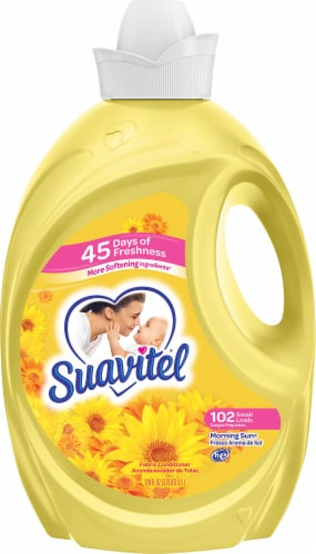 Suavitel Morning Sun Fabric Softener Perspective: front