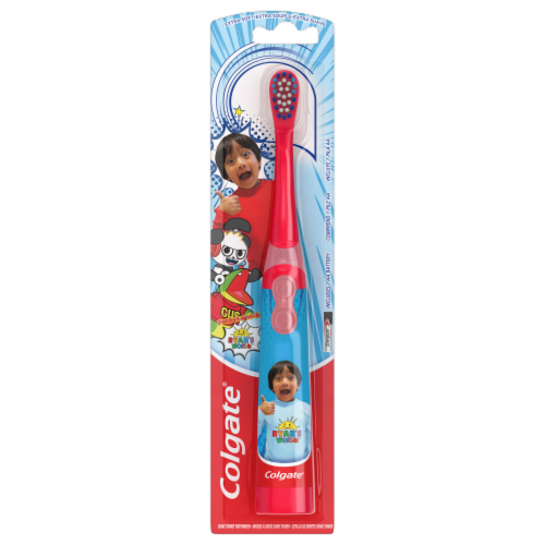 Colgate Kids Battery Operated Toothbrush Perspective: front