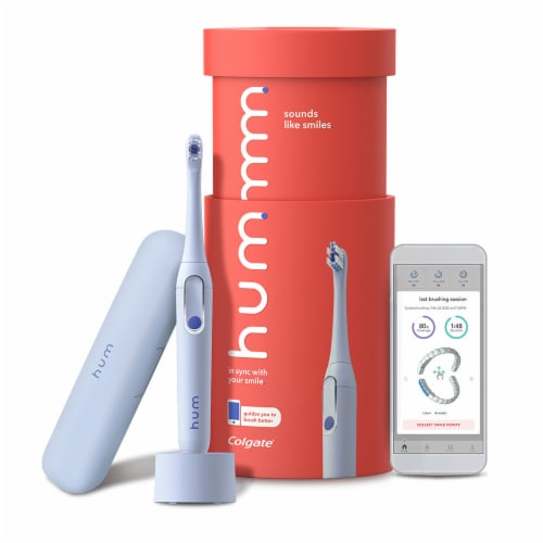 Colgate Hum Electric Toothbrush Perspective: front