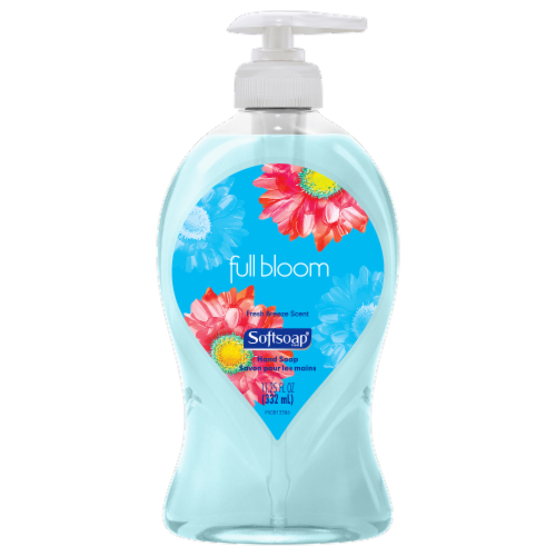 Softsoap Seasonal Variants Liquid Hand Wash Perspective: front