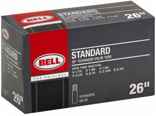 Bell® Standard Schrader Valve Tube Perspective: front