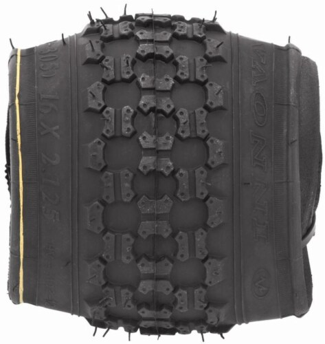 Bell Gate BMX Tire - Black Perspective: front