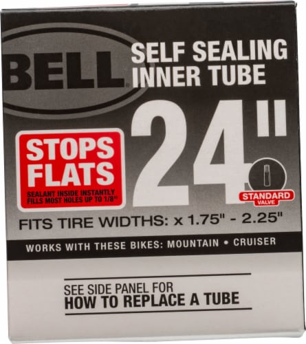 Bell® Self-Sealing Inner Tube Perspective: front