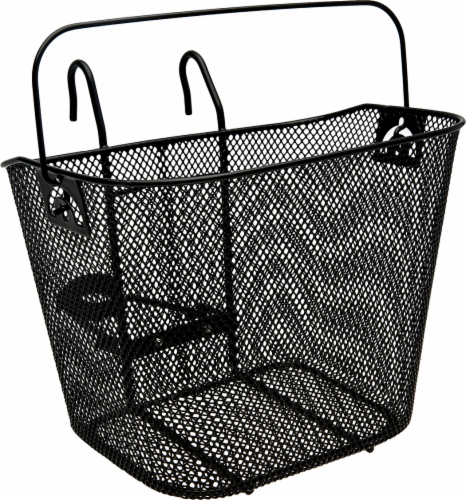 Bell Tote 510 QR Handlebar Basket Perspective: front