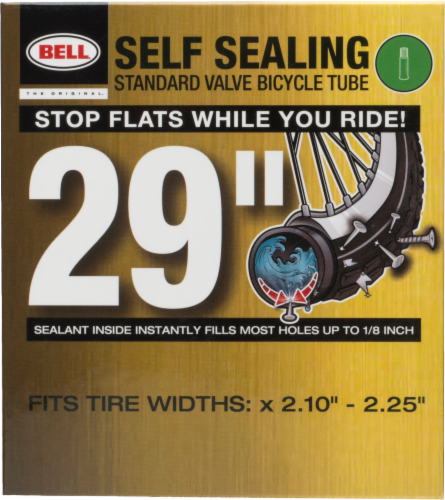 Bell Self-Sealing Inner Tube Perspective: front