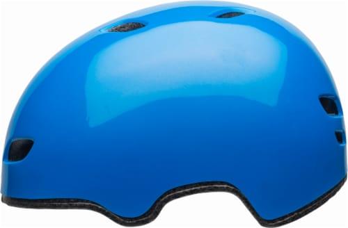 Bell Pint Multisport Toddler Bike Helmet - Blue Perspective: front