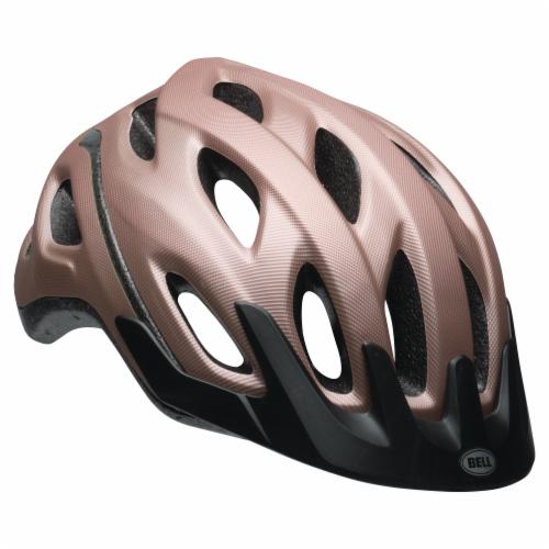 BELL Ferocity Adult Bike Helmet - Rose Gold Perspective: front