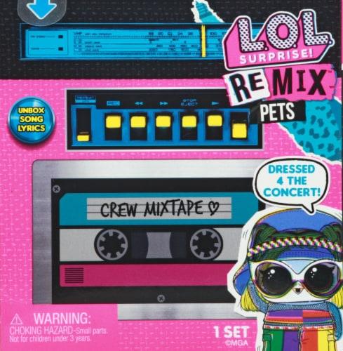 L.O.L. Surprise! Pets New Theme Series A Set Perspective: front