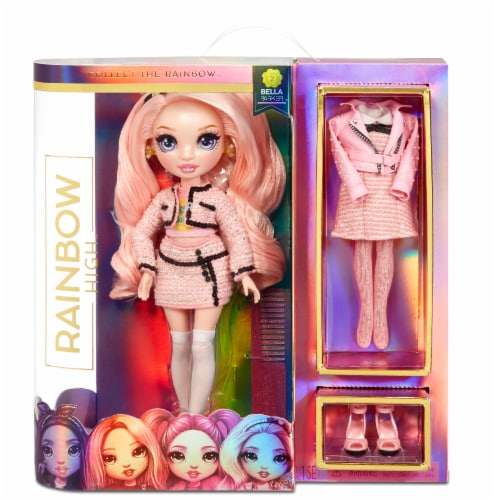 Rainbow High™ Bella Parker Doll Perspective: front