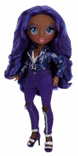 Rainbow High™ Fashion Doll - Krystal Bailey Perspective: front