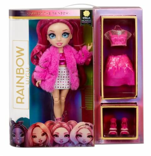 Rainbow High™ Fashion Doll - Stella Monroe Perspective: front