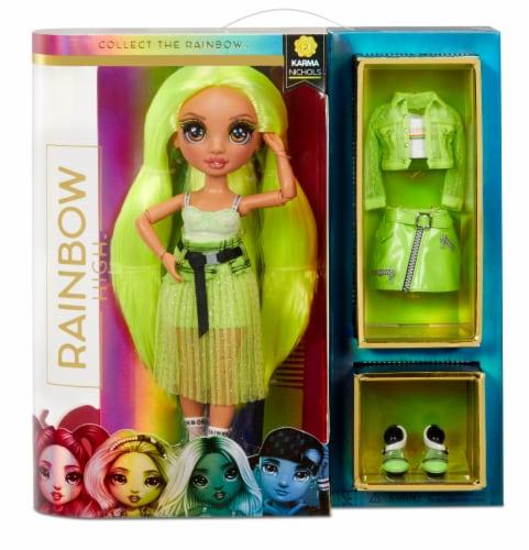 Rainbow High™ Fashion Doll - Karma Nichols Perspective: front