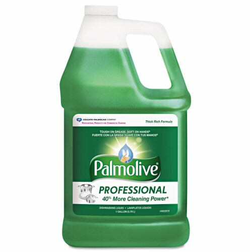 Palmolive Dishwashing Detergent,1 gal.  04915EA Perspective: front