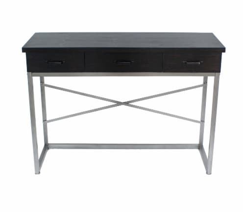 TETON HOME 3 DRAWER CONSOLE TABLE - AF-112 Perspective: front