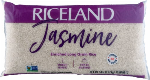 Riceland American Jasmine Rice Perspective: front