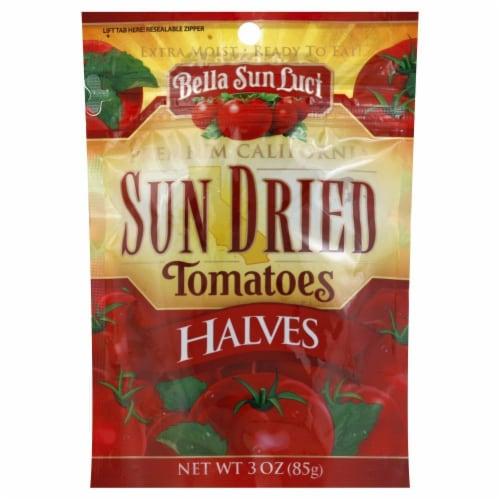 Bella Sun Luci Sun Dried Tomato Halves Perspective: front