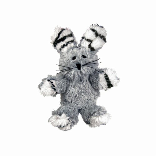KONG KC45920 Softies Buzzy Llama Cat Toy  Assorted Color Perspective: front