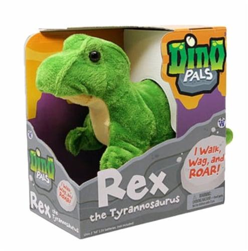 Dino Pals Rex Mechanical Dinosaur Perspective: front
