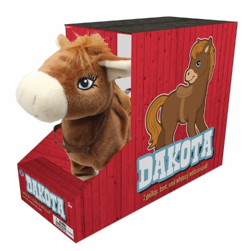 Westminster Battery Operated Horse Dakota Perspective: front