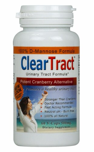 Cleartract  Urinary Tract Formula Perspective: front