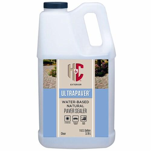 H&C 50.146054 UltraPaver water-based Natural Paver Sealer gallon Perspective: front