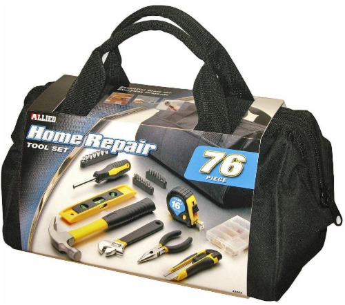 Allied Home Repair Tool Set Perspective: front