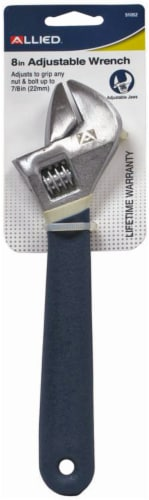 Allied Adjustable Wrench Perspective: front