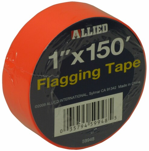 Allied Flagging Tape - Orange Perspective: front