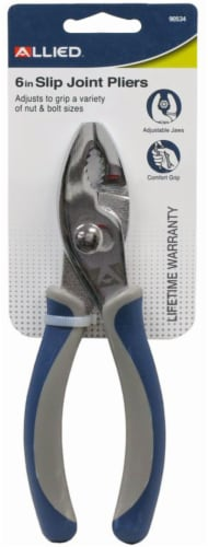 Allied Slip Joint Pliers Perspective: front