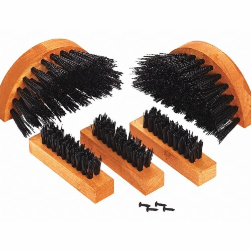 Sim Supply Replacement Brush Set,Includes 5 Brushes  SB-5U Perspective: front