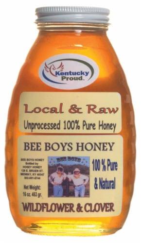 Beeboy Honey Perspective: front