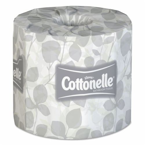 Kimberly-Clark Professional KCC13135 Kleenex Cottonelle 2 ply Bath Tissue, 20 Per Carton Perspective: front
