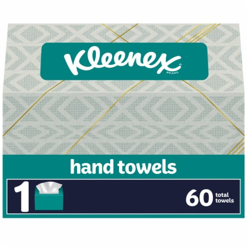 Kleenex Disposable Hand Towels Perspective: front
