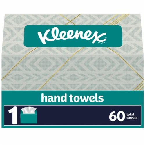 Kleenex® Disposable Hand Towels Perspective: front
