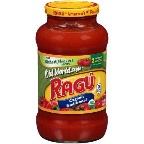 Ragu Organic Traditional Pasta Sauce