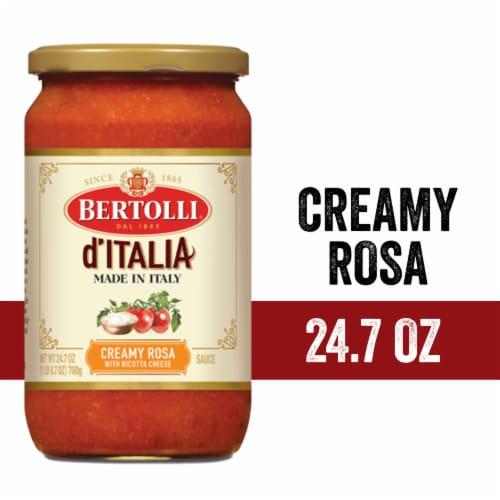 Bertolli d'Italia Creamy Rosa Sauce Perspective: front