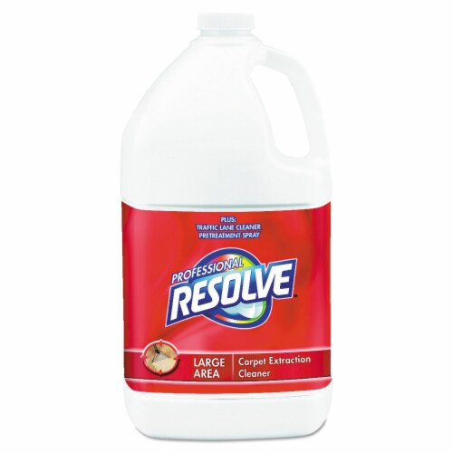 Professional Resolve Carpet Extraction Cleaner Concentrate, 1 Gal Bottle 97161 Perspective: front