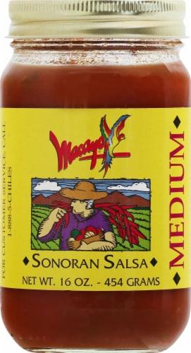 Macayo Medium Sonoran Salsa Perspective: front