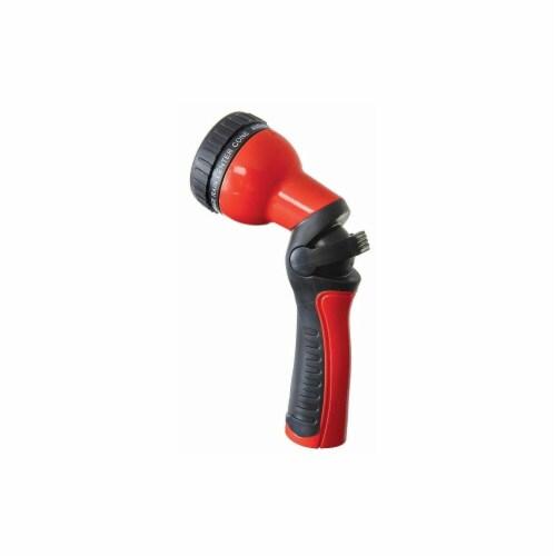 Dramm Revolution Spray Gun - Red Perspective: front