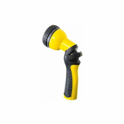 Dramm Revolution Spray Gun - Yellow Perspective: front