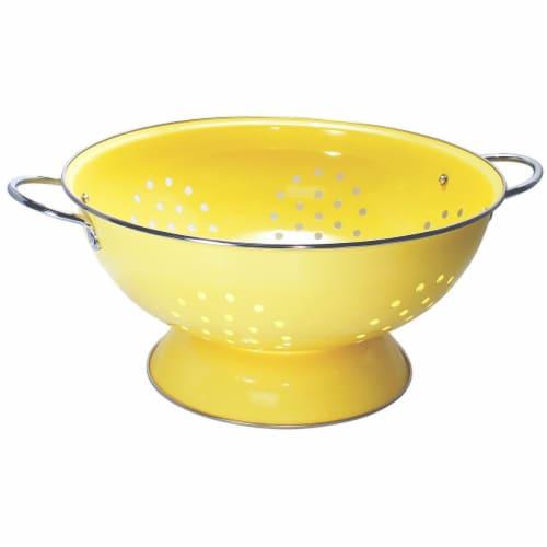 Reston Lloyd 89201 Lemon - 7 Qt Colander Perspective: front