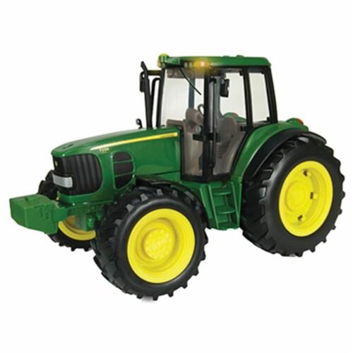 John Deere 46096 1 Isto 16 Big Farm John Deere 7330 Tractor Perspective: front