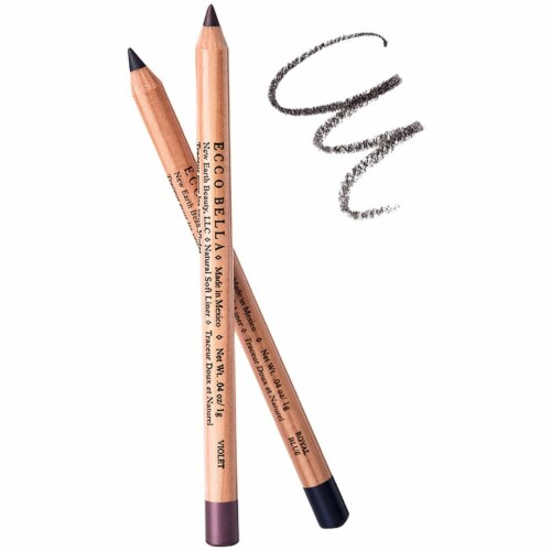 Ecco Bella FlowerColor Purple Eyeliner Perspective: front