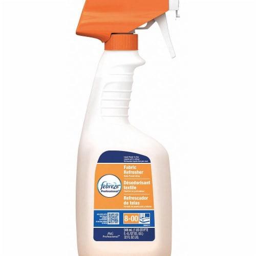 Febreze Fabric Refresher,32 oz,Spray Bottle,PK8  PGC 03259 Perspective: front